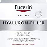Eucerin Hyaluron-Filler Day Care crema para la piel seca, 50 ml
