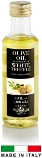 Sponsored Ad - White Truffle Infused Olive Oil - 3.4 oz - By Urbani Truffles. Infused Truffle Olive Oil 100% Made In Italy...