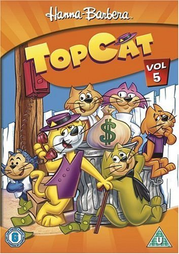 Top Cat Vol. 5