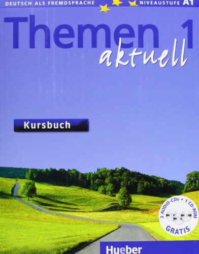 THEMEN AKTUELL 1 Kursb.(l.al.)+2 CD+CD-R (Themen Aktuell ESP)