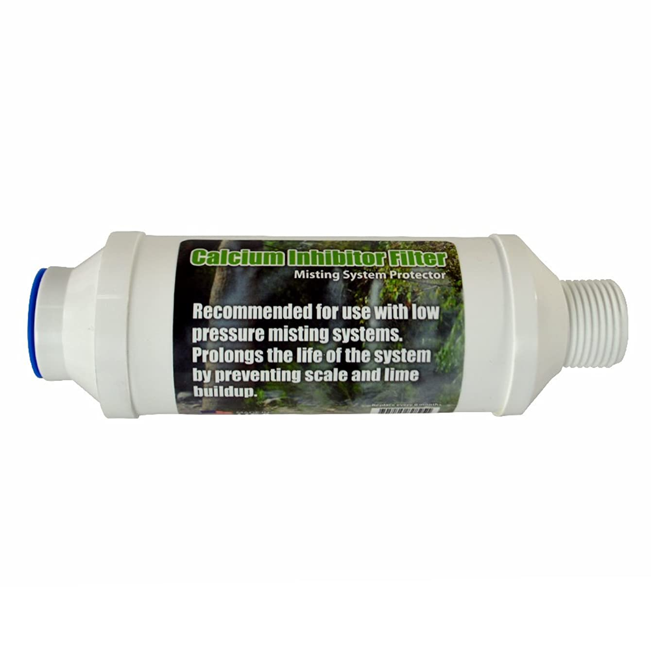 WaterSentinel WS-21 Calcium Inhibitor Filter and Misting System Protector