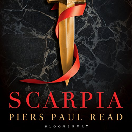 Scarpia audiobook cover art