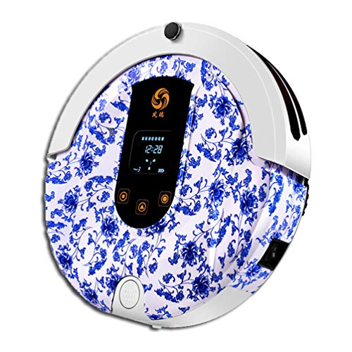 Save %41 Now! Quiet Strong Suction Robot Vacuum Cleaner, Touch-Control Panel Self-Charging Sweeping ...