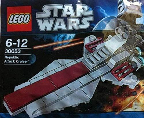 LEGO Star Wars: Mini Venator Class République Attaquer Croiseur Jeu De Construction 30053 (Dans Un Sac)