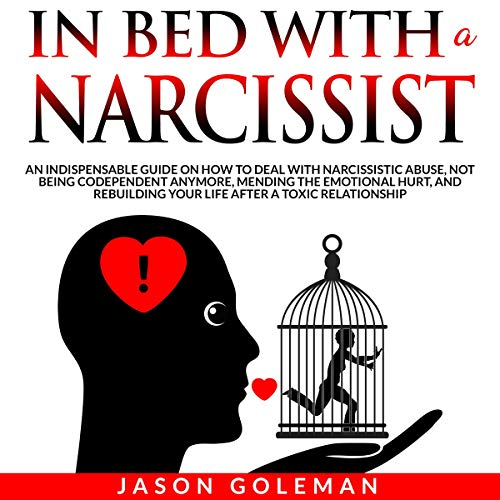 In Bed with a Narcissist  By  cover art