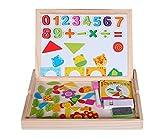 Juguete educativo / juguete de madera / magnético / juguete para niños / manualidades / moler / regalo ideal para niños / gran regalo