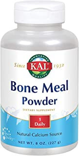KAL Bone Meal Powder, 8 Ounce