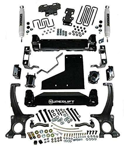 SUPERLIFT 2007-2021 Compatible with Toyota Tundra Lift Kit...