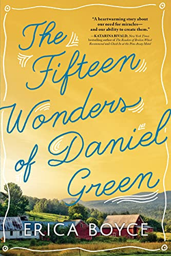 Image of The Fifteen Wonders of Daniel Green
