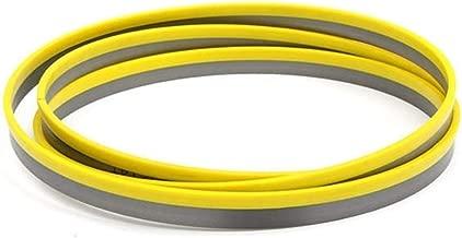 NO 28 174 Juego de 3 hojas de sierra de cinta Encut de alto rendimiento 1065 x 5 x 0,4 mm 24 dientes por pulgada para PROXXON MBS 240