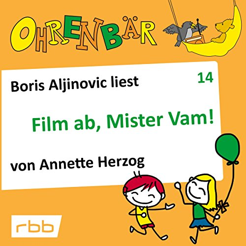 Couverture de Film ab, Mister Vam!