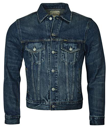 Polo Ralph Lauren Men's Denim Trucker Jacket - XL - Trenton