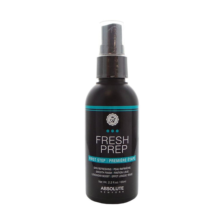 拍車変更可能博覧会ABSOLUTE Fresh Prep Primer Spray (並行輸入品)