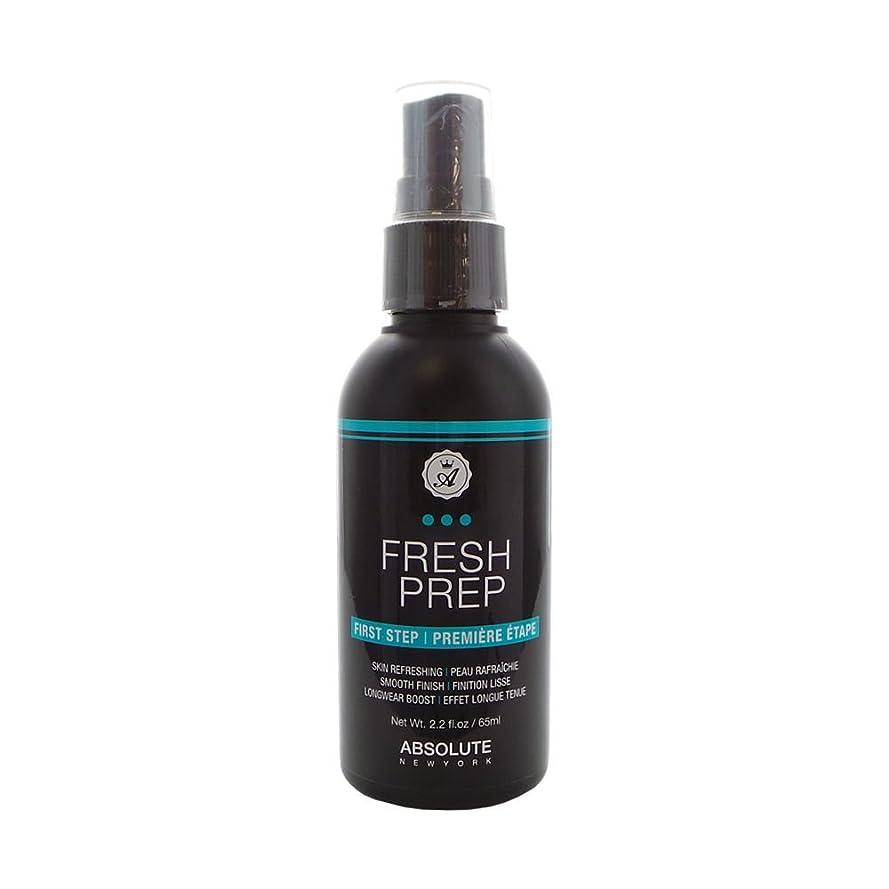 ファックス付添人スプリットABSOLUTE Fresh Prep Primer Spray (並行輸入品)