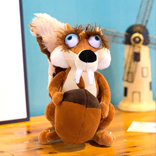 N\A 20cm Ice Age Dawn of The Dinosaurs Peluche SID Soft Cosplay Prop