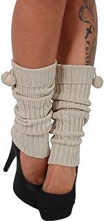 Americo R Damen Beinstulpen Tweed 2er Pack