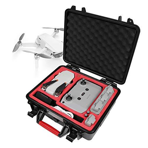 Smatree wasserdicht Koffer kompatibel mit DJI Mavic Mini 2 / DJI Mini, stoßfeste Tragetasche für DJI Mini 2 Drohne und Zubehör (Drohne und Zubehör sind Nicht im Lieferumfang enthalten)
