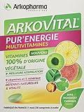 Arkopharma Arkovital Pur'Energie Multivitamines dès 6 Ans 30 Comprimés à Avaler Nouveau