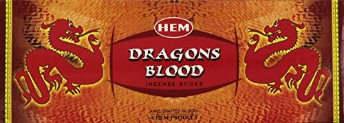 Hem Dragons Blood, Incense, 120 Sticks Box