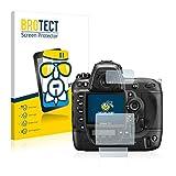 brotect AirGlass Protection Ecran Verre Compatible avec Nikon D3S - Vitre Protection...