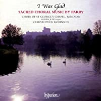I Was Glad-Cathedral Music