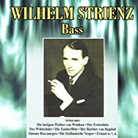 Wilhelm Strienz Vol. I