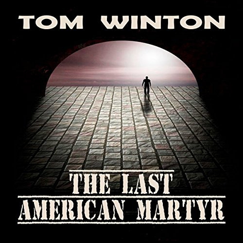 The Last American Martyr audiobook cover art