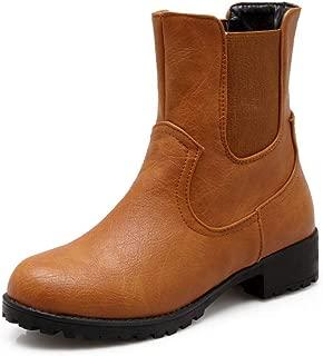 BalaMasa Womens ABS13876 Pu Boots