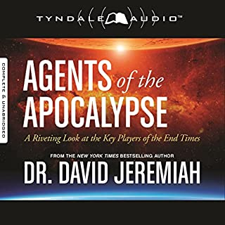 Agents of the Apocalypse cover art