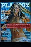 PLAYBOY 053 2005 JANVIER COVER DENISE RICHARDS ENTIEREMENT NUE CATHERINE MILLET DORIEN ROSEDJIBRIL CISSE
