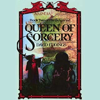 Queen of Sorcery     The Belgariad, Book 2              Auteur(s):                                                                                                                                 David Eddings                               Narrateur(s):                                                                                                                                 Cameron Beierle                      Durée: 12 h et 40 min     38 évaluations     Au global 4,9