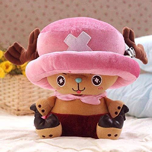 N-T Kuscheltier 28cm Einteiliges Plüschtier Chopper Plüschpuppe Anime Nettes Spielzeugpuppenkissen