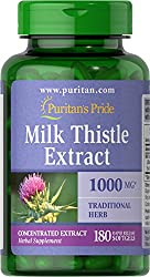 best top rated milk thistle supplement 2021 in usa