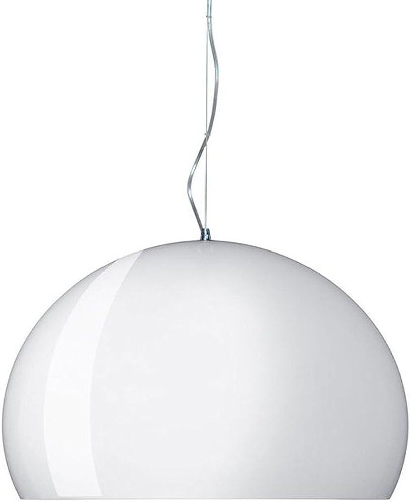 Kartell small fl/y lampada da soffitto 0905303