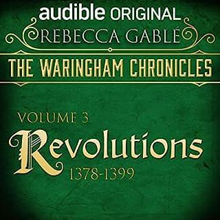 The Waringham Chronicles, Volume 3: Revolutions cover art