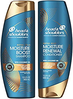 Head and Shoulders Shampoo and Conditioner, 27 fl oz
