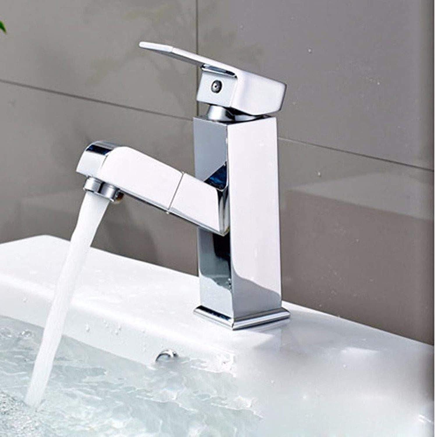 360° redating Faucet Retro Faucetbasin Pulled Basin Mixer High Quality Faucets Mash