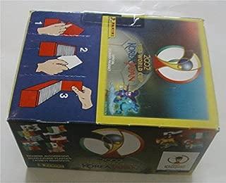 Panini 2002 World Cup Korea/Japan Stickers Box. 100 Packets. Scarce!
