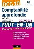 DCG 10 - Comptabilité approfondie - 6e éd. - Tout-en-Un - 2017/2018 - Tout-en-Un - 2017/2018