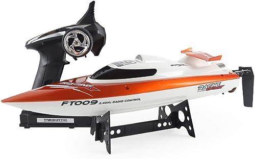 SU Kinderspielzeug FernsteuerungsStiefel HochgeschwindigkeitswasserStiefel SpeedStiefel RennStiefel Erwachsene rc Wettbewerbsmodell,Orange