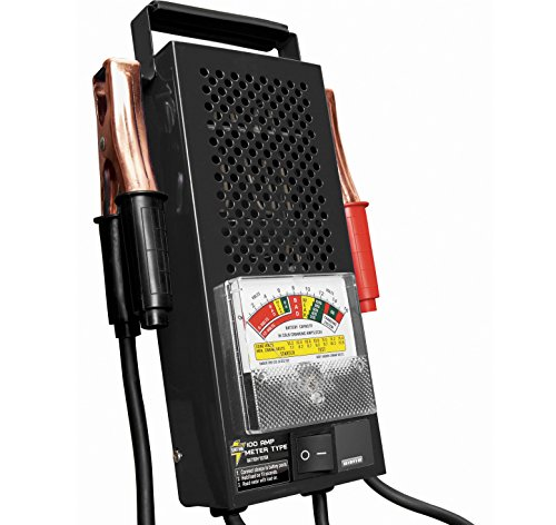 Cartman 6/12V Car/ Motor 100 Amp Battery Load Tester
