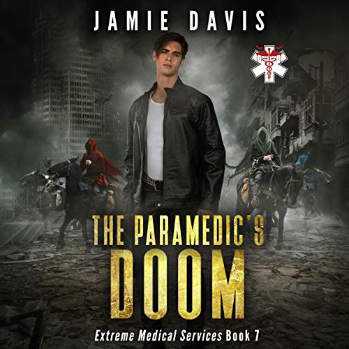 The Paramedic's Doom Audiobook By Jamie Davis cover art
