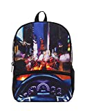 MOJO Led Lights Backpack, NYC Cruisin, One Size