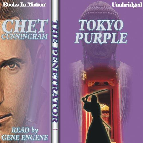Tokyo Purple audiobook cover art