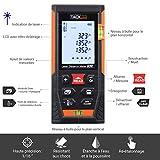 Zoom IMG-2 tacklife telemetro laser da 60