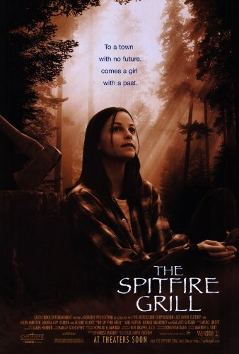 The Spitfire Grill Movie Poster (27 x 40 Inches - 69cm x 102cm) (1993) -(Alison Elliott)(Ellen Burstyn)(Marcia Gay Harden)(Will Patton)(Kieran Mulroney)(Gailard Sartain)