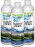 3-Pack of Waters Choice 12 oz. Pure Enzymes for Spas - All Natural Spa Water Care (Formerly Spa Water Polish)