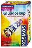 KOSMOS 657451 - Kaleidoskop Selbst bauen und staunen, Experimentierspaß mit Spiegeln, Licht und Farben, Experimentierset, Mitbringexperiment