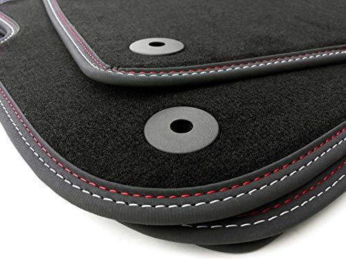 Tapis de sol pour audi a4/s4/rS4 s-line b8 modèles allroad rS5 a5, s5 sportback nubuk.. original.