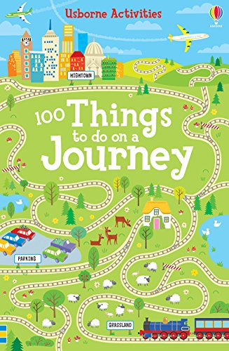 Over 100 Things To Do In Journey Activity and Puzzle